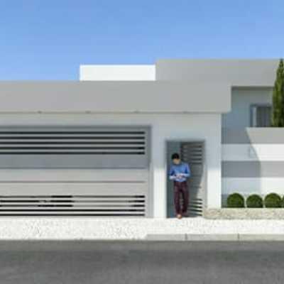 proyecto casa habitacion