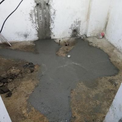 Terminación de Instalaciones Hidráulicas y Sanitarias Tina de Hidromasaje