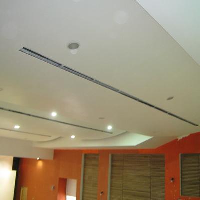 Plafon auditorio CINVESTAV