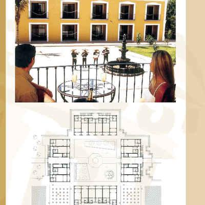 Habitaciones del hotel Sole Resort's