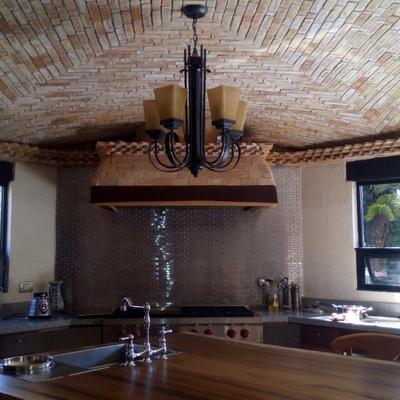 Cocina casa Tonantzintla