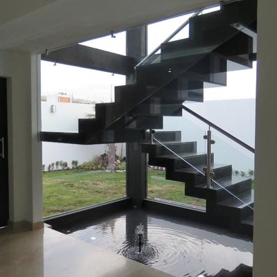 Escalera casa PJ34