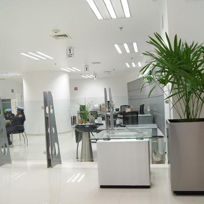 Oficina CFE WTC. CDMX