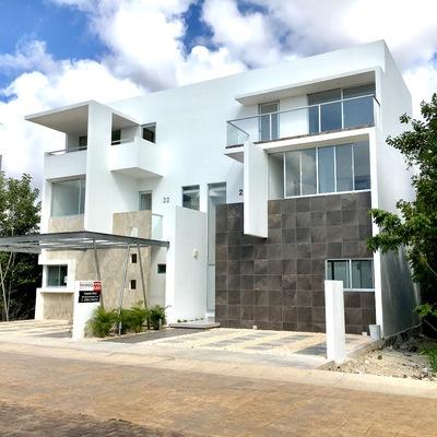 Residencial Arbolada en Cancún