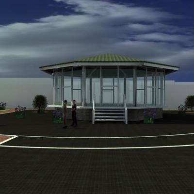 Diseño del Kiosco