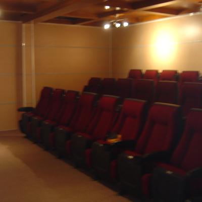 Sala de cine privado