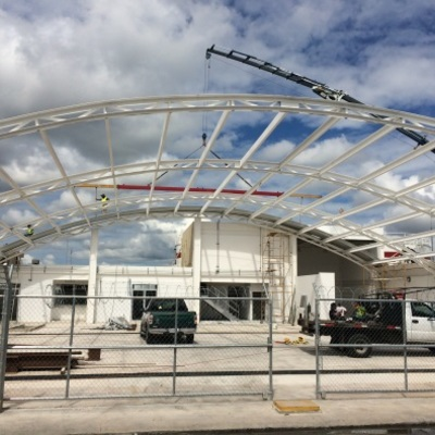 Obra Aeropuerto Cancún