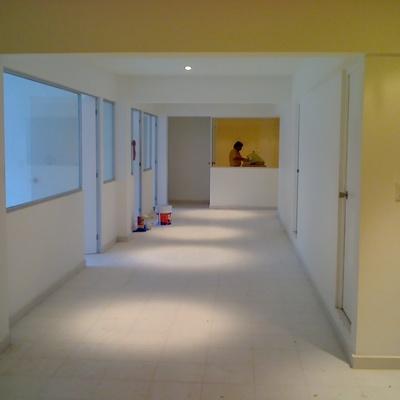 Remodelacion de Oficinas en Queretaro.