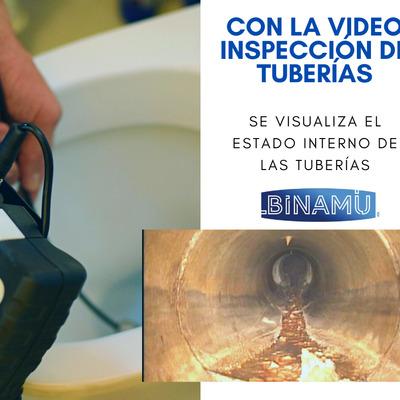 Video inspección de tuberías