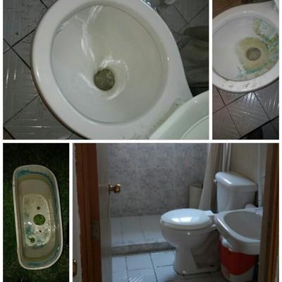 Limpieza de instalaciones sanitarias