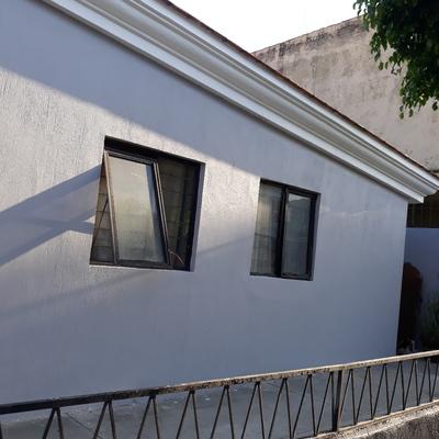 Pintando fachadas