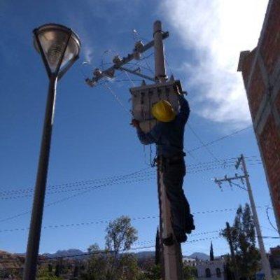 subestaciones electricas 13 200 volts