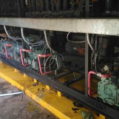 Servicio preventivo y correctivo a rack de refrigeracion