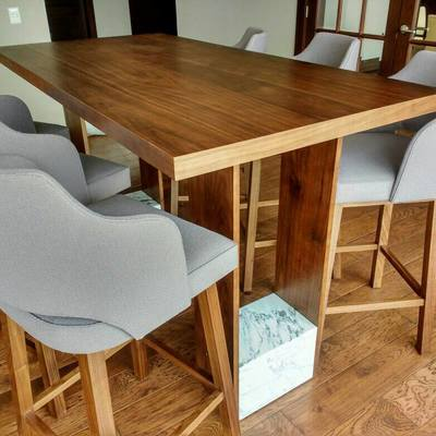 Mesa para comedor con sillas