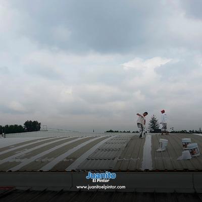 Impermeabilización en 11,000 m2