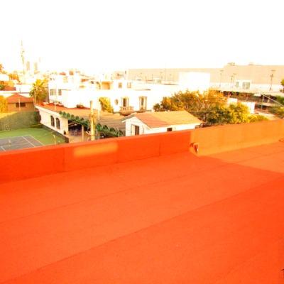 Prefabricado 4.0 mm color rojo terracota