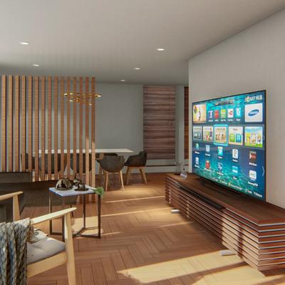 CRAF Interior Sala comedor | Plata alta