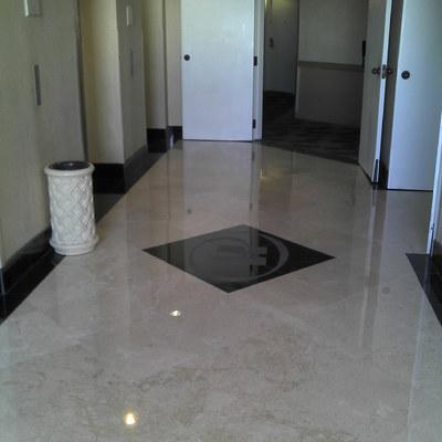 Hotel Hilton San Destin Florida, porcelanato personalizado