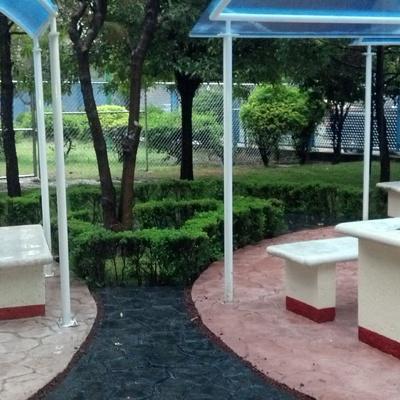 Cafetería al aire libre