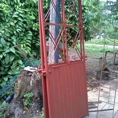 puerta de herreria tropical COMALCALCO H1