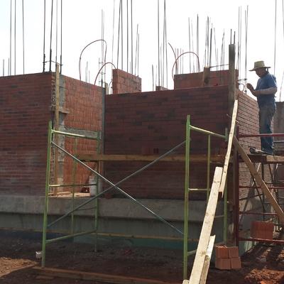 CONSTRUCCIÓN DE DEPARTAMENTOS