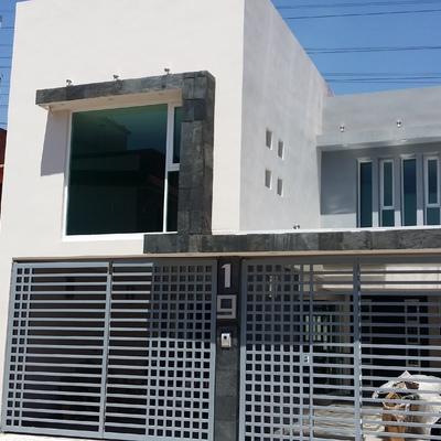 Fachada Casa Izcalli