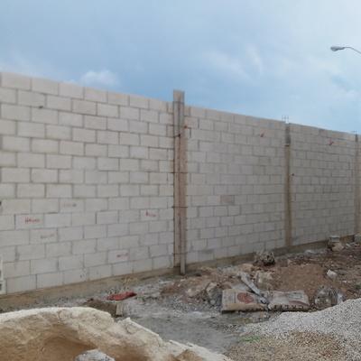 muro de block