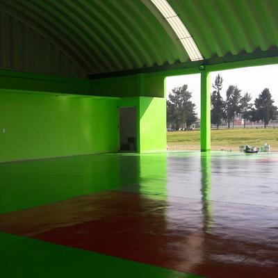 Gimnasio al aire libre de Jaltenco