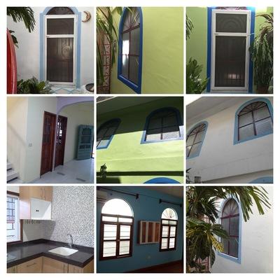Renovación de casa para renta