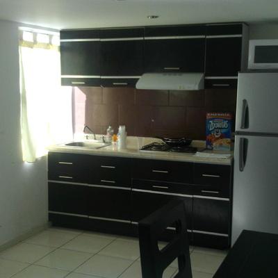 Cocineta de Loft
