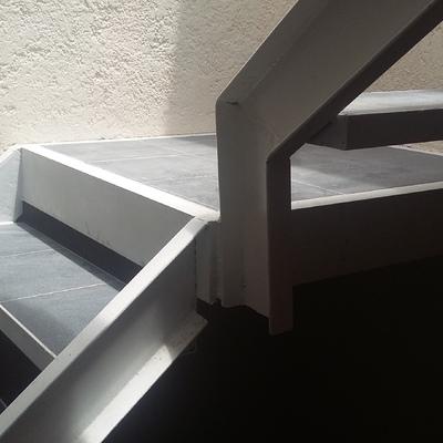 Escalera de estructura