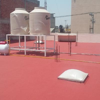 Impermeabilización  e instalación hidráulica
