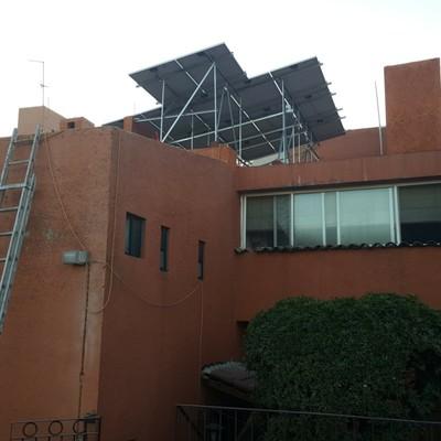 Instalación de 15 Paneles Fotovoltaicos
