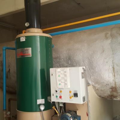 Sustitución de Calderas de Gas