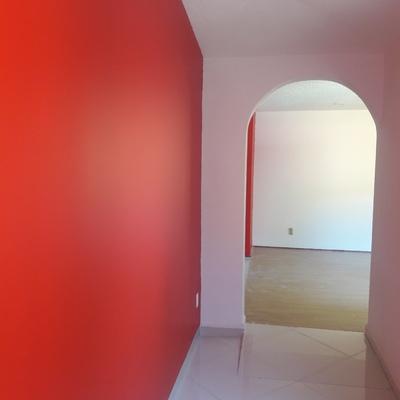 Remodelación interior en casa-habitación