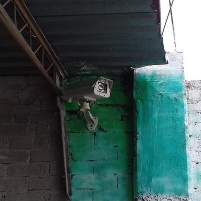 Anclaje de Camara con HOUSING en otro Construrama de Iztapalapa LOS ANGELES