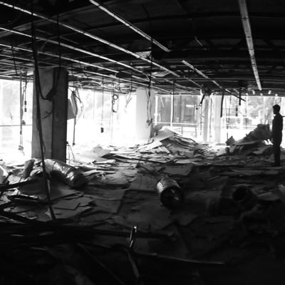 Remodelación oficinas (demoliciones)