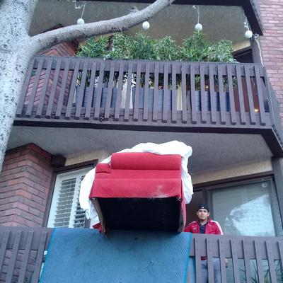 volado de muebles