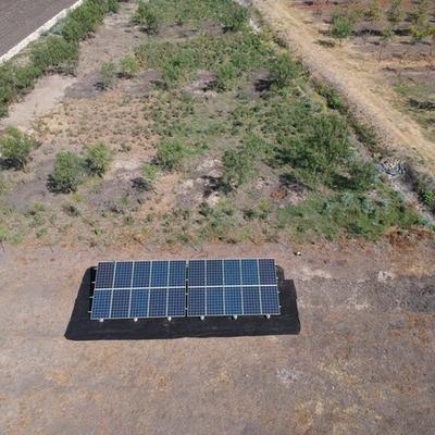 SISTEMA RESIDENCIAL INTERCONECTADO A LA RED 5 kWp.