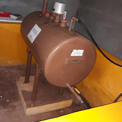 servicio a tanque de combustible Hotel aloft cancun