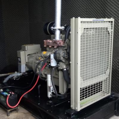 Concuido el Mantenimiento a Planta de Emergencia de 35 kW