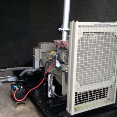 Fin del Mantenimiento a Planta de Emergencia de 35 kW
