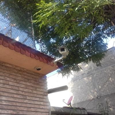 Anclaje de Camara con Housing