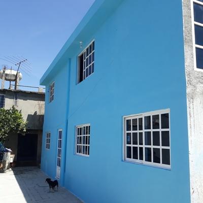 Remodelación Fachada Casa Mandarinas