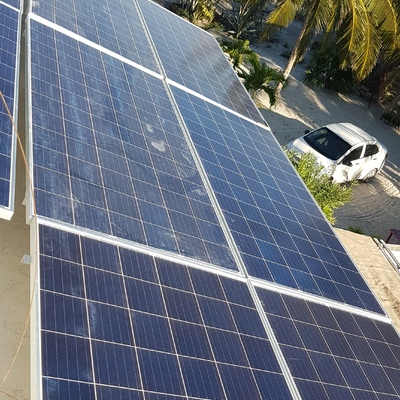 Sistema Foto-voltaico 12 paneles