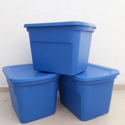Renta de Contenedores de plastico
