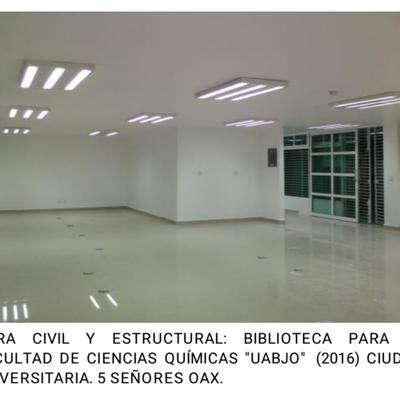 Obra civil y estructural