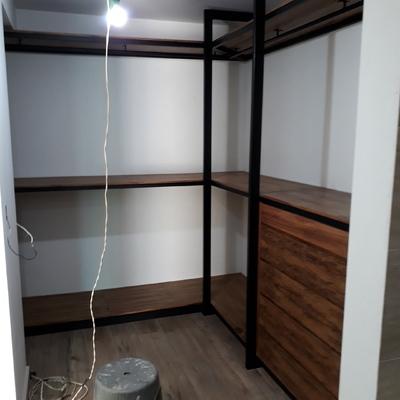 Closet estructura /madera