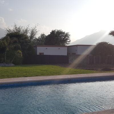 Alberca La Boca Santiago NL