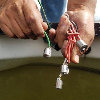 ELECTRODOS DE ACERO INOXIDABLE